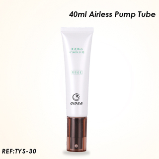 40ml Kosmetikverpackung Tube Airless